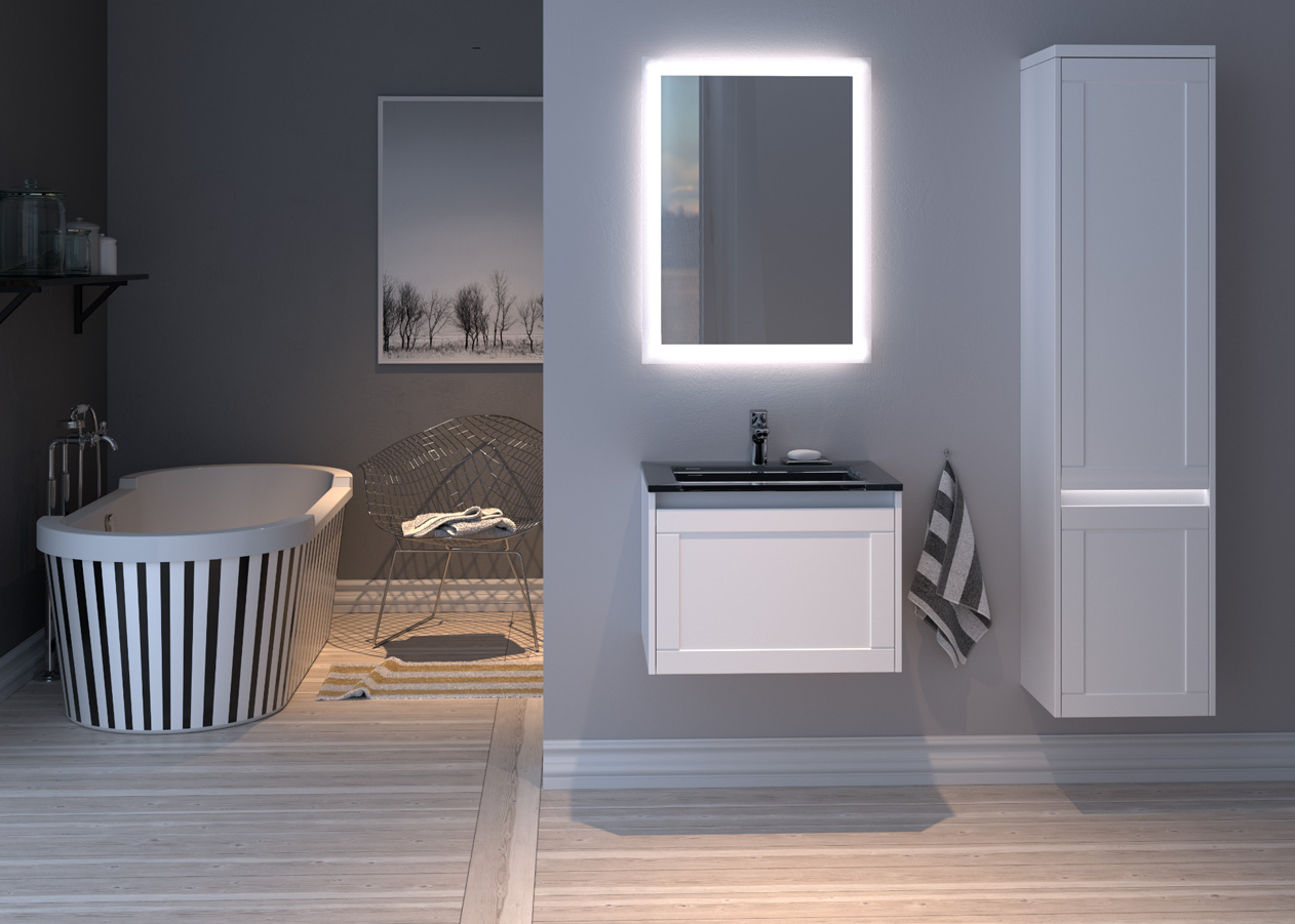 Led belysning tak badrum ~ xellen.com