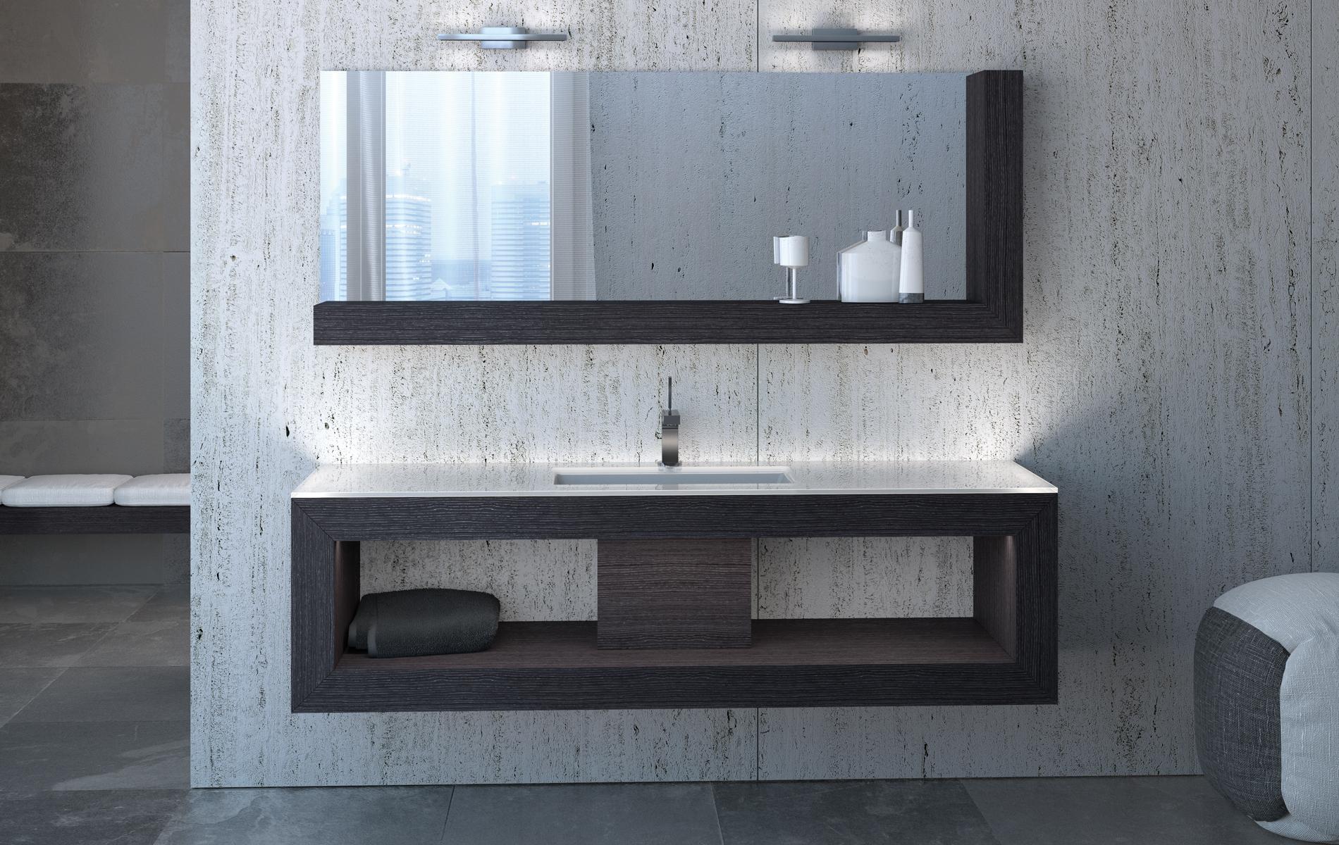HOTEL – Möbel serie i olika NCS-kulörer och olika mått.